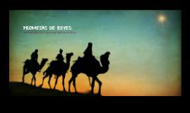 PROMESAS DE REYES