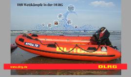 IRB Wettkämpfe in der DLRG