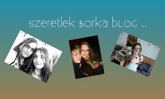 Szeretlek Borka bLoG ...