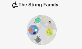 Copy of The String Family