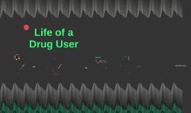 Life of a Drug User