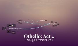 Othello: Act 4