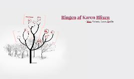 Copy of Ringen af Karen Blixen
