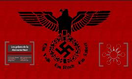 Los golpes de la Alemania Nazi