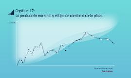 Copy of La producción nacional y el tipo de cambio a corto plazo.