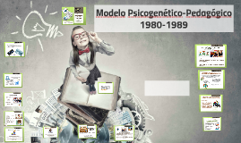 Modelo Psicogenético-