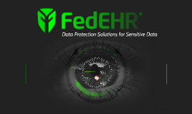 FedEHR - Data Protection Solutions