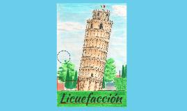 Licuefacción