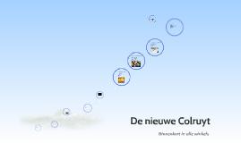 De nieuwe Colruyt