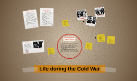 Life during the Cold War