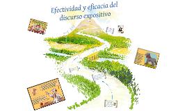 Recursos que dan efectividad al Discurso expositivo