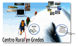 Copy of Alternativas económicas en el campo español: un centro de turismo rural en Gredos