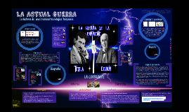 Corriente alterna (Tesla) VS Corriente Directa (Edison)
