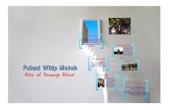 Fulani Whip Match