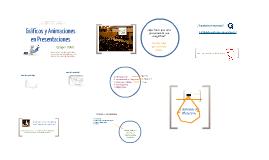 Utilización de Gráficos y Animación en Presentaciones