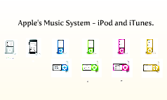 GrC 411 - Apple's Music System Part 1