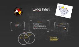 Lumbee Indians