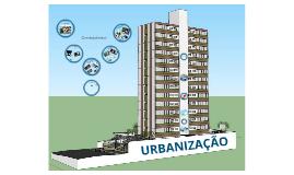 Urbanização - Geral e Brasil