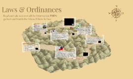 Laws & Ordinances