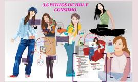 Copy of Copy of ESTILOS DE VIDA Y CONSUMO