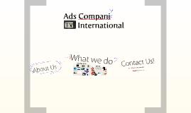 "Ads Company ""TV International"""