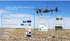 Drones And Civil Enginnering