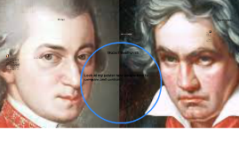 mozart vs beethoven Not crazy about the way this poll was worded because mozart is probably more brilliant but beethoven is more brutal and the passion changes people beethoven is a bashing genius a bombastic mess of raw delight laid out flat with exhaustion heart stopping changes and explosions in direction .