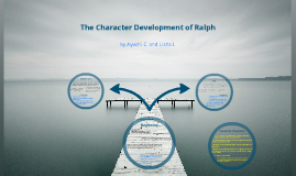 Character Development of Ralph