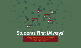 Students First (Always)