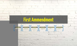 First Ammendment