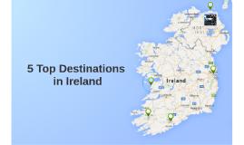 5 Top Destinations