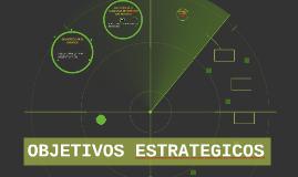 Copy of OBJETIVOS ESTRATEGICOS
