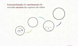 Caracterização do movimento de remada através da captura de