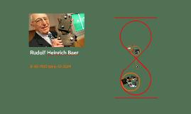 Rudolf Heinrich Baer