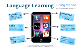 Language Learning - Going Mobile