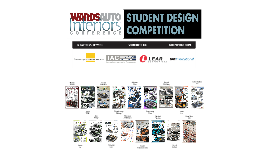 Copy of 2013 WardsAuto Interiors Student Design - WINNERS