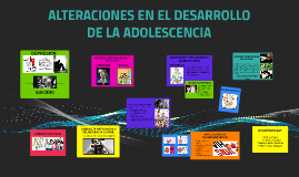 Copia de ALTERACIONES EN LA ADOLESCENCIA