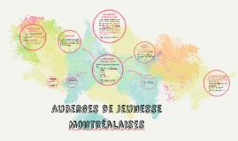 Auberges de jeunesse Montréalaises