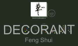 Decorant Feng Shui