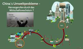 China´s Umweltprobleme-