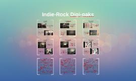 Indie-rock Digi-paks