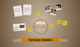 Dynasty Stables