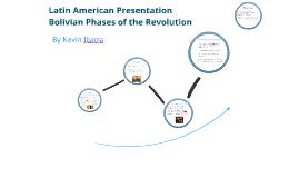 Copy of Bolivian Revolution