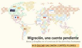 Migración, cuenta pendiente