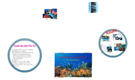 Coral Reefs Man