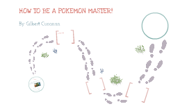 HOW TO BECOME A POKEMON MASTER!!