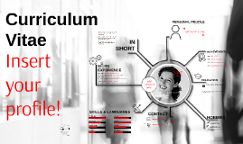 FREE TEMPLATE - Perfect Curriculum Vitae  by Tom Grondalski
