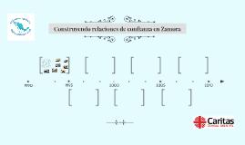 Construyendo relaciones de confianza en Zamora