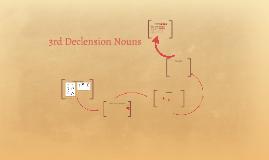3rd Declension Nouns