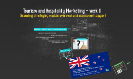 Tourism Marketing - week 11